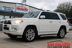 2013 4runner Limited Interior 2013 Toyota 4runner Limited Awd 4dr Suv Saint Augustine Fl 21344157