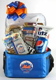 new york gift baskets york mets snack cooler gift