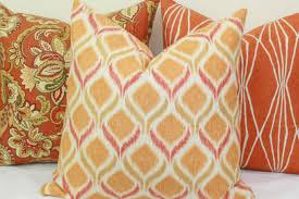 zig zag chevron stripe pillow blue throw pillow cushion cover