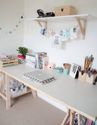 bureau plan de travail nos idées pour sublimer bureau décoration