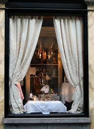 Curtains Inside Window Frame 28 Best Restaurant Windows Images On Pinterest Cafe Bar