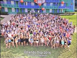 high school senior trips washington township 2016 senior trip