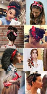 how to wear bandanas with bob hairstyles get your head in the game 8 headbands for your next beach escape