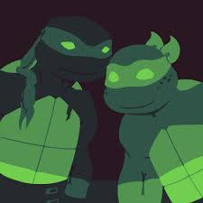 Mikey Meme - tmnt palette meme raph and mikey by gwydionae on deviantart