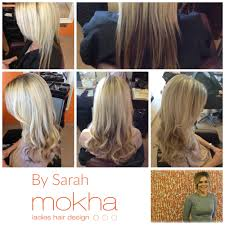 rapture hair extensions rapture extensions by mokha hairdressers hair