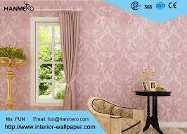 modele papier peint chambre flocage du papier peint européen de style de modèle floral pour