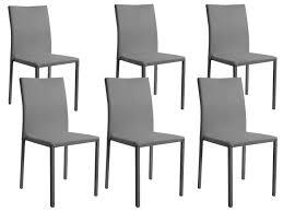 lot de 6 chaises salle à manger chaises conforama salle manger stunning lot de chaises de salle