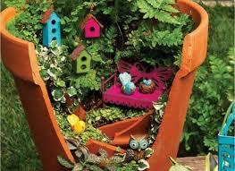 unique garden decor ideas broken pot art designs ideas for dunneiv