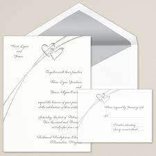 after wedding invitations soaring hearts wedding invitation heart wedding invitations