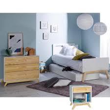 chambre a coucher cdiscount blanche coucher maison chambre armoire originale design lit