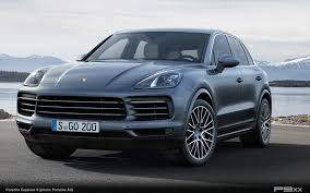 porsche germany premiere of new porsche cayenne u2013 p9xx