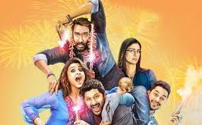 golmaal again advance bo report the film u0027s booking is decent so far