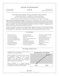 Manager Resume Objective Examples by Sample Resume For Business Management Position Management Sample