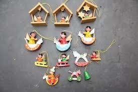 german wood ornaments rainforest islands ferry