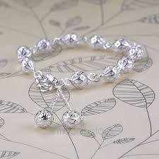 fine silver plated bracelet images Bracelet women fine jewelry wristlet bangle wrist ornament jpg