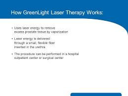 green light laser prostate surgery cost men s health talk dr kenneth r thomas august 28 ppt download