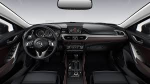 mazda interior 2016 2016 mazda6 research and accolades