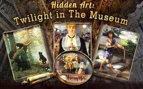 hidden art twilight at museum android apps on google play