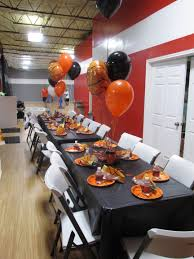 Basketball Centerpieces Basketball Themed Tables Basketball Plates Basketball