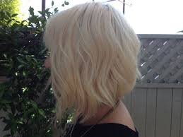 shaggy inverted bob hairstyle pictures shaggy inverted bob with lt blonde color most likely how my