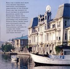 Ottoman Porte Cornucopia Magazine Palaces Of Diplomacy Part 2