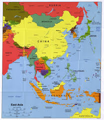 asia political map map of east asia with capitals inside political roundtripticket me