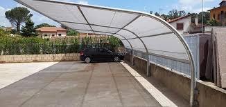 tettoie per auto coperture posti auto interno cucina moderna