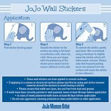 Remove Wall Stickers Map Of The World Wall Decals Jojo Maman Bebe