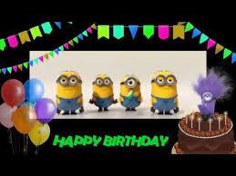 free ecards birthday happy birthday to you minions free happy birthday ecards 123