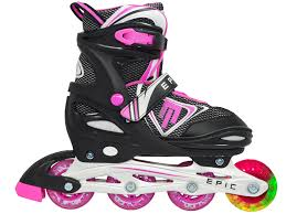 light up inline skates fury epic skates