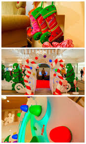 Christmas Decorations For Commercial Premises by 154 Best Commercial Holiday Decor Images On Pinterest Holiday