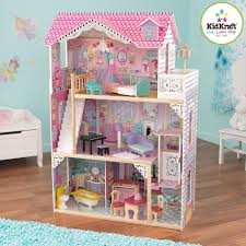 playsets charming kidkraft majestic mansion dollhouse 65252 for