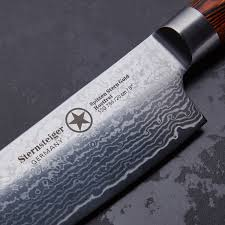 damascus knives set of 3 sternsteiger touch of modern
