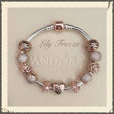 rose gold silver bracelet images Best 25 pandora bracelet gold ideas pandora rose jpg