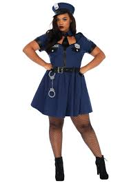 cop costume plus size womens flirty cop costume professional costumes new