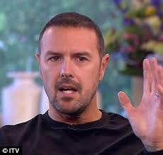 paddy mcguinness hair implants christine mcguinness candidly speaks of twins autism daily mail