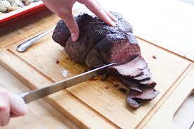 marinated beef tip roast northwest workshop