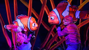 finding nemo musical walt disney resort