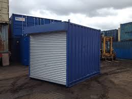 used shipping containers for sale in the uk