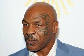 mike tyson face tattoo meaning pictures to pin on pinterest