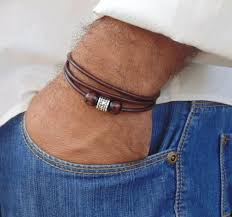 Handmade Mens Bracelets - best 25 mens leather bracelets ideas on mens leather