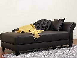 Leather Chaise Lounge Sofa Leather Chaise Lounge Sofa Bonners Furniture