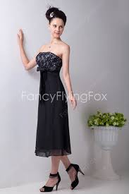graduation dresses for college exquisite strapless neckline a line tea length graduation dresses