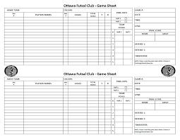 rules ottawa carleton futsal league ocfl