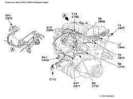 wiring loom diagrams 2 3 16v manual