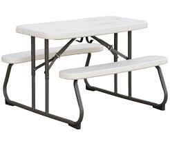 lifetime 26 personal folding table lifetime hong kong personal folding table 26 inch whitegray