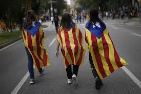 Barcelona Spain Flag Catalonia Passions Correspondent