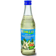 eau de fleur d oranger cuisine eau de fleur d oranger cortas 30 cl produits libanais