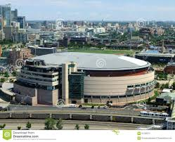 Pepsi Center Map Pepsi Center Arena In Denver Colorado Editorial Stock Image