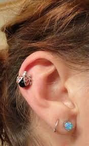 best cartilage earrings 26 best cartilage piercing images on cartilage jewelry